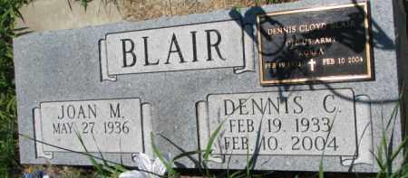 BLAIR, JOAN M. - Dakota County, Nebraska | JOAN M. BLAIR - Nebraska Gravestone Photos