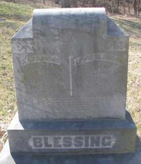 BLESSING, KATHARINE - Dakota County, Nebraska   KATHARINE BLESSING - Nebraska Gravestone Photos