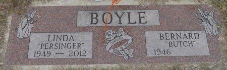 BOYLE, LINDA - Dakota County, Nebraska | LINDA BOYLE - Nebraska Gravestone Photos