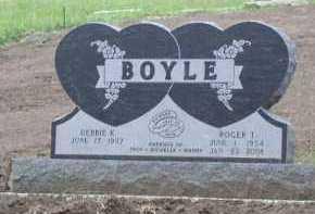 BOYLE, DEBBIE K. - Dakota County, Nebraska | DEBBIE K. BOYLE - Nebraska Gravestone Photos