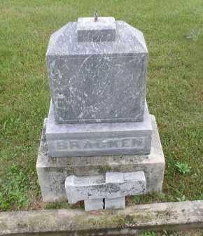 BRACKEN, PLOT - Dakota County, Nebraska | PLOT BRACKEN - Nebraska Gravestone Photos