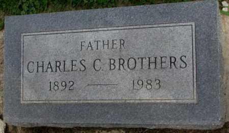 BROTHERS, CHARLES C. - Dakota County, Nebraska | CHARLES C. BROTHERS - Nebraska Gravestone Photos