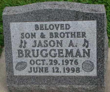 BRUGGEMAN, JASON A. - Dakota County, Nebraska | JASON A. BRUGGEMAN - Nebraska Gravestone Photos