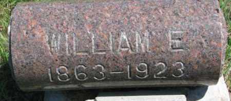 BUCKLAND, WILLIAM E. - Dakota County, Nebraska | WILLIAM E. BUCKLAND - Nebraska Gravestone Photos
