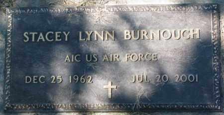 BURNOUGH, STACEY LYNN - Dakota County, Nebraska   STACEY LYNN BURNOUGH - Nebraska Gravestone Photos