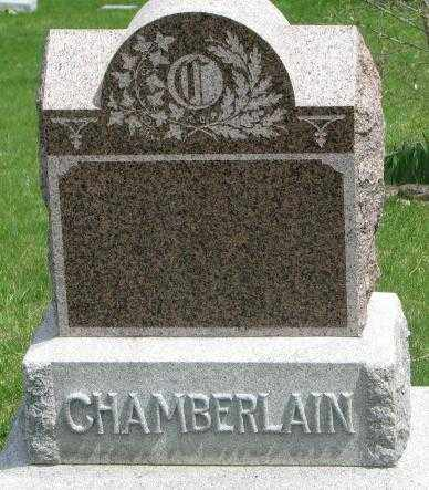 CHAMBERLAIN, PLOT - Dakota County, Nebraska | PLOT CHAMBERLAIN - Nebraska Gravestone Photos