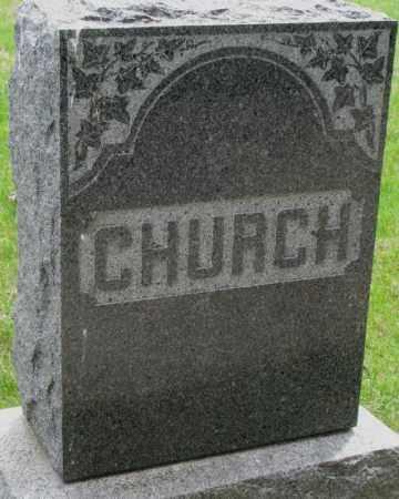 CHURCH, PLOT - Dakota County, Nebraska | PLOT CHURCH - Nebraska Gravestone Photos