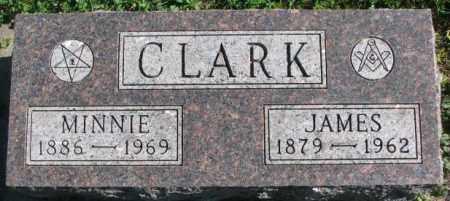 CLARK, JAMES - Dakota County, Nebraska | JAMES CLARK - Nebraska Gravestone Photos