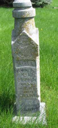 CRIPPEN, NIGEL - Dakota County, Nebraska | NIGEL CRIPPEN - Nebraska Gravestone Photos
