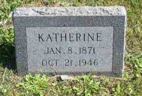 FLANNERY, KATHERINE - Dakota County, Nebraska   KATHERINE FLANNERY - Nebraska Gravestone Photos