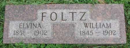 FOLTZ, ELVINA - Dakota County, Nebraska   ELVINA FOLTZ - Nebraska Gravestone Photos