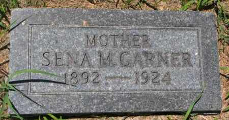 GARNER, SENA M. - Dakota County, Nebraska | SENA M. GARNER - Nebraska Gravestone Photos