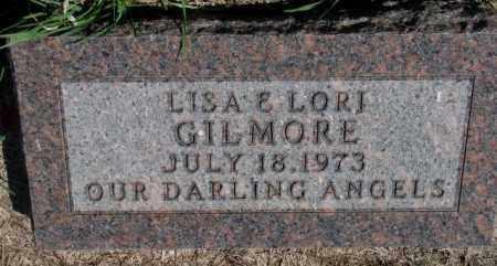 GILMORE, LISA - Dakota County, Nebraska | LISA GILMORE - Nebraska Gravestone Photos