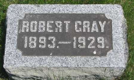 GRAY, ROBERT - Dakota County, Nebraska   ROBERT GRAY - Nebraska Gravestone Photos