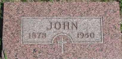 GREEN, JOHN - Dakota County, Nebraska | JOHN GREEN - Nebraska Gravestone Photos