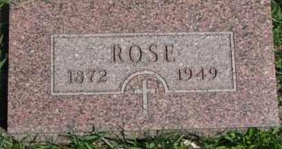GREEN, ROSE - Dakota County, Nebraska   ROSE GREEN - Nebraska Gravestone Photos