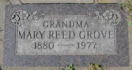 GROVE, MARY - Dakota County, Nebraska | MARY GROVE - Nebraska Gravestone Photos