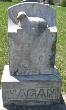 HAGAN, MILES J. - Dakota County, Nebraska | MILES J. HAGAN - Nebraska Gravestone Photos