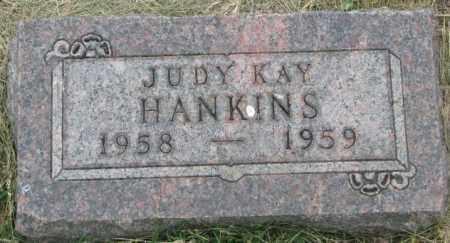 HANKINS, JUDY KAY - Dakota County, Nebraska | JUDY KAY HANKINS - Nebraska Gravestone Photos