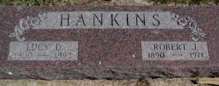 HANKINS, ROBERT J. - Dakota County, Nebraska   ROBERT J. HANKINS - Nebraska Gravestone Photos