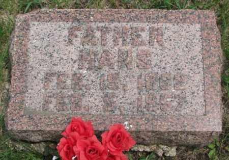 HANSEN, HANS - Dakota County, Nebraska | HANS HANSEN - Nebraska Gravestone Photos