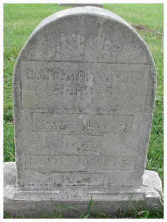 HARRIS, BARBARA JEAN - Dakota County, Nebraska   BARBARA JEAN HARRIS - Nebraska Gravestone Photos