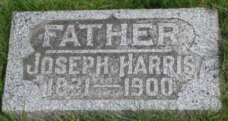HARRIS, JOSEPH - Dakota County, Nebraska   JOSEPH HARRIS - Nebraska Gravestone Photos