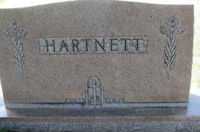 HARTNETT, MARGARET - Dakota County, Nebraska | MARGARET HARTNETT - Nebraska Gravestone Photos
