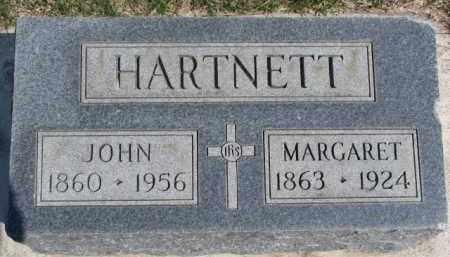 HARTNETT, MARGARET - Dakota County, Nebraska | MARGARET HARTNETT - Nebraska Gravestone Photos