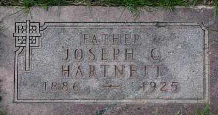 HARTNETT, JOSEPH C. - Dakota County, Nebraska | JOSEPH C. HARTNETT - Nebraska Gravestone Photos