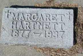HARTNETT, MARGARET - Dakota County, Nebraska   MARGARET HARTNETT - Nebraska Gravestone Photos