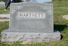 HARTNETT, PLOT - Dakota County, Nebraska   PLOT HARTNETT - Nebraska Gravestone Photos