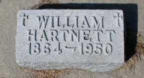 HARTNETT, WILLIAM - Dakota County, Nebraska | WILLIAM HARTNETT - Nebraska Gravestone Photos