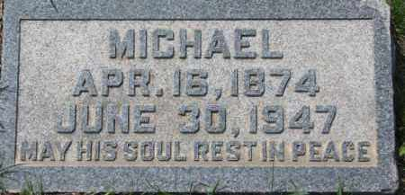 HAYES, MICHAEL - Dakota County, Nebraska | MICHAEL HAYES - Nebraska Gravestone Photos