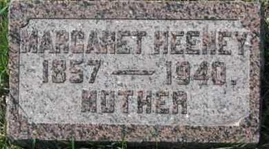 HEENEY, MARGARET - Dakota County, Nebraska | MARGARET HEENEY - Nebraska Gravestone Photos