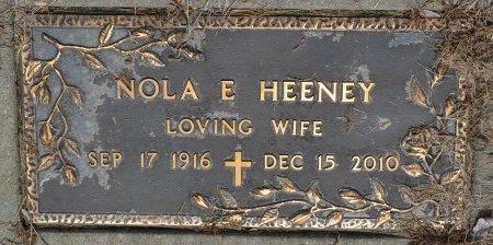 HEENEY, NOLA ESTELLA - Dakota County, Nebraska | NOLA ESTELLA HEENEY - Nebraska Gravestone Photos