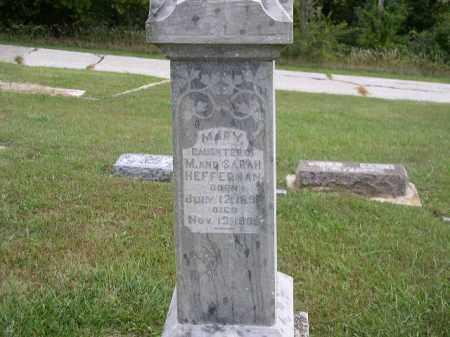 HEFFERNAN, MARY - Dakota County, Nebraska | MARY HEFFERNAN - Nebraska Gravestone Photos