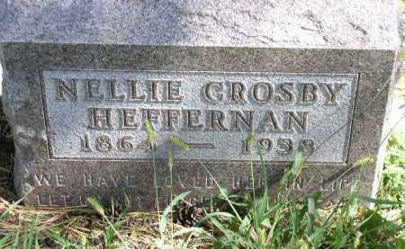 HEFFERNAN, NELLIE - Dakota County, Nebraska | NELLIE HEFFERNAN - Nebraska Gravestone Photos