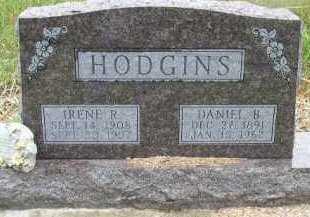 HODGINS, IRENE R. - Dakota County, Nebraska | IRENE R. HODGINS - Nebraska Gravestone Photos