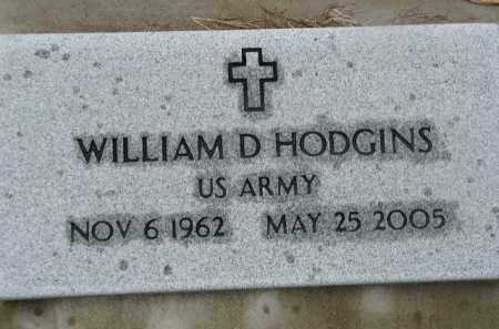 HODGINS, WILLIAM D. - Dakota County, Nebraska | WILLIAM D. HODGINS - Nebraska Gravestone Photos