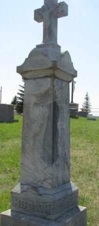 HOGAN, PATRICK - Dakota County, Nebraska | PATRICK HOGAN - Nebraska Gravestone Photos