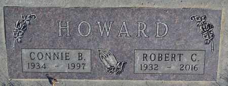 HOWARD, ROBERT C. - Dakota County, Nebraska | ROBERT C. HOWARD - Nebraska Gravestone Photos