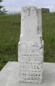 HOWARD, MICHAEL - Dakota County, Nebraska | MICHAEL HOWARD - Nebraska Gravestone Photos
