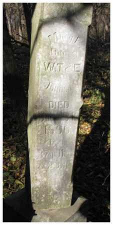 JOHNSON, MARY E. - Dakota County, Nebraska | MARY E. JOHNSON - Nebraska Gravestone Photos