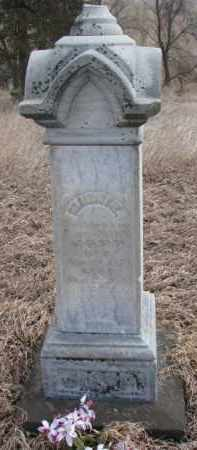 JOPP, MARY - Dakota County, Nebraska | MARY JOPP - Nebraska Gravestone Photos