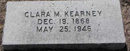 KEARNEY, CLARA M. - Dakota County, Nebraska | CLARA M. KEARNEY - Nebraska Gravestone Photos
