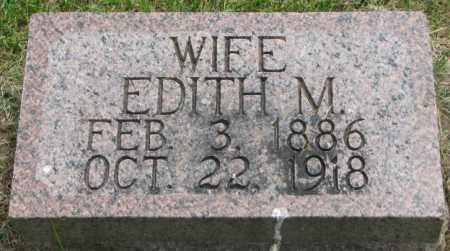 KEATING, EDITH M. - Dakota County, Nebraska | EDITH M. KEATING - Nebraska Gravestone Photos