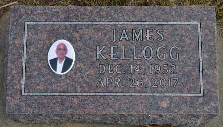 KELLOGG, JAMES - Dakota County, Nebraska | JAMES KELLOGG - Nebraska Gravestone Photos