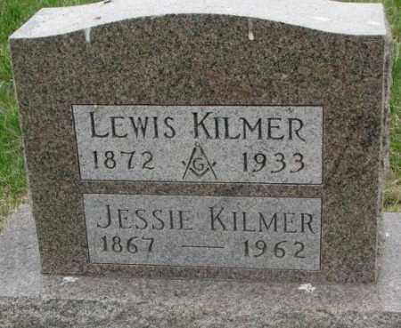 KILMER, JESSIE - Dakota County, Nebraska | JESSIE KILMER - Nebraska Gravestone Photos