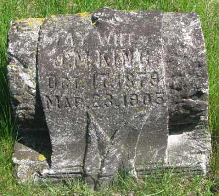 KING, MAY - Dakota County, Nebraska | MAY KING - Nebraska Gravestone Photos